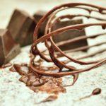 chocolade garde reep pukkels puistjes