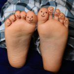 weetjes voeten