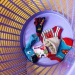 wasmand sokken